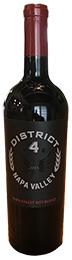 PRIME 2015 District 4 Red Blend, Napa Valley 750ml Product Image