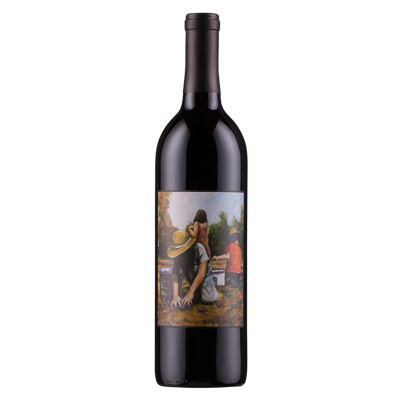 "Product Image for Trahan 2017 ""a mi familia"" Merlot Napa Valley"